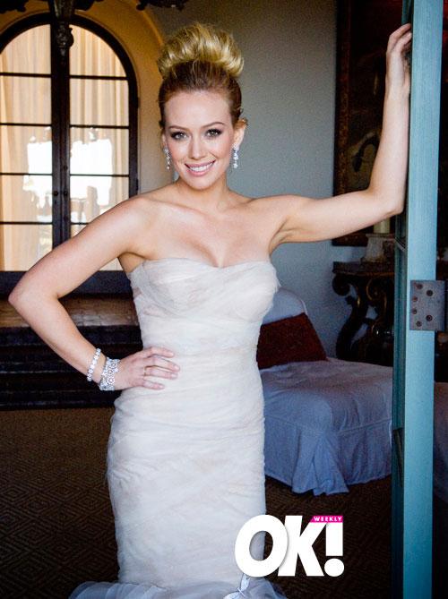 Inspired by V.W. Gemma: Hilary Duff Version — Jasmine\'s Bridal Shop
