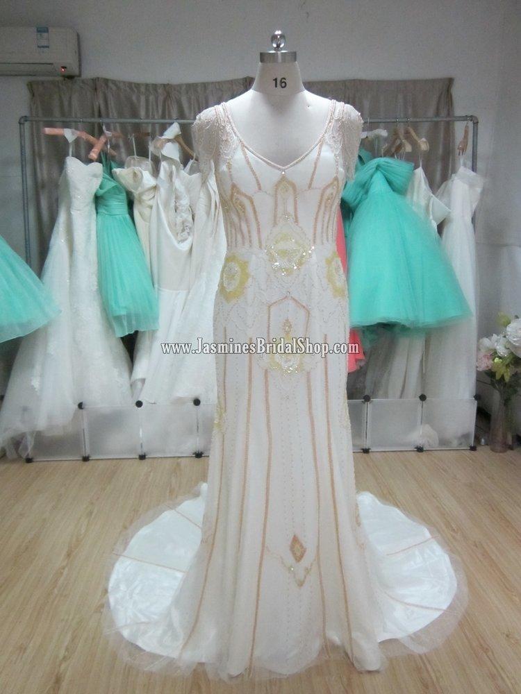 JENNY PACKHAM EDEN MODIFIED — Jasmine\'s Bridal Shop