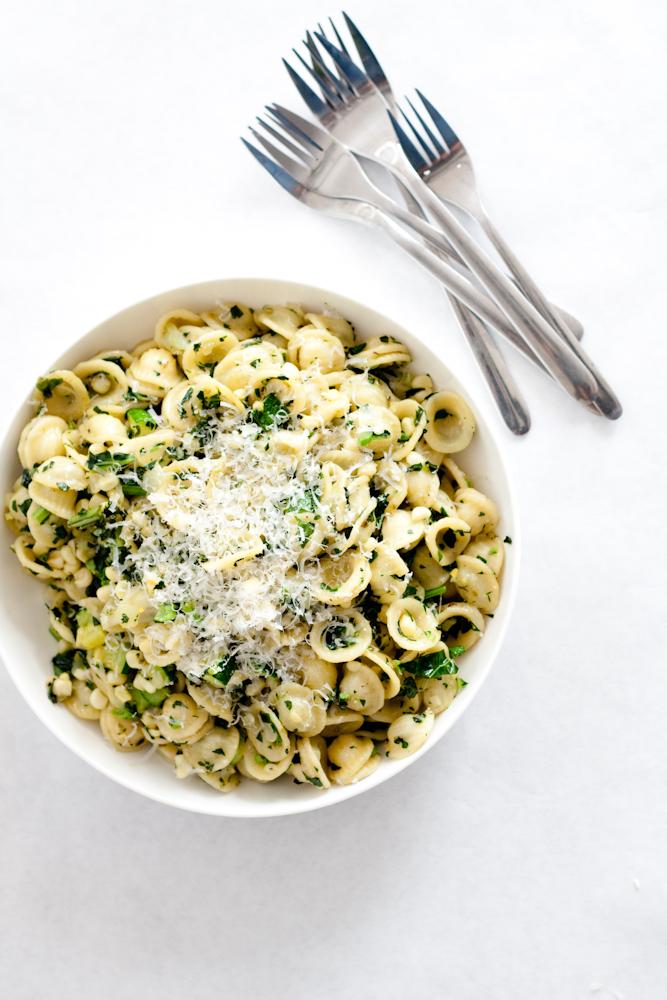 summer pantry pasta