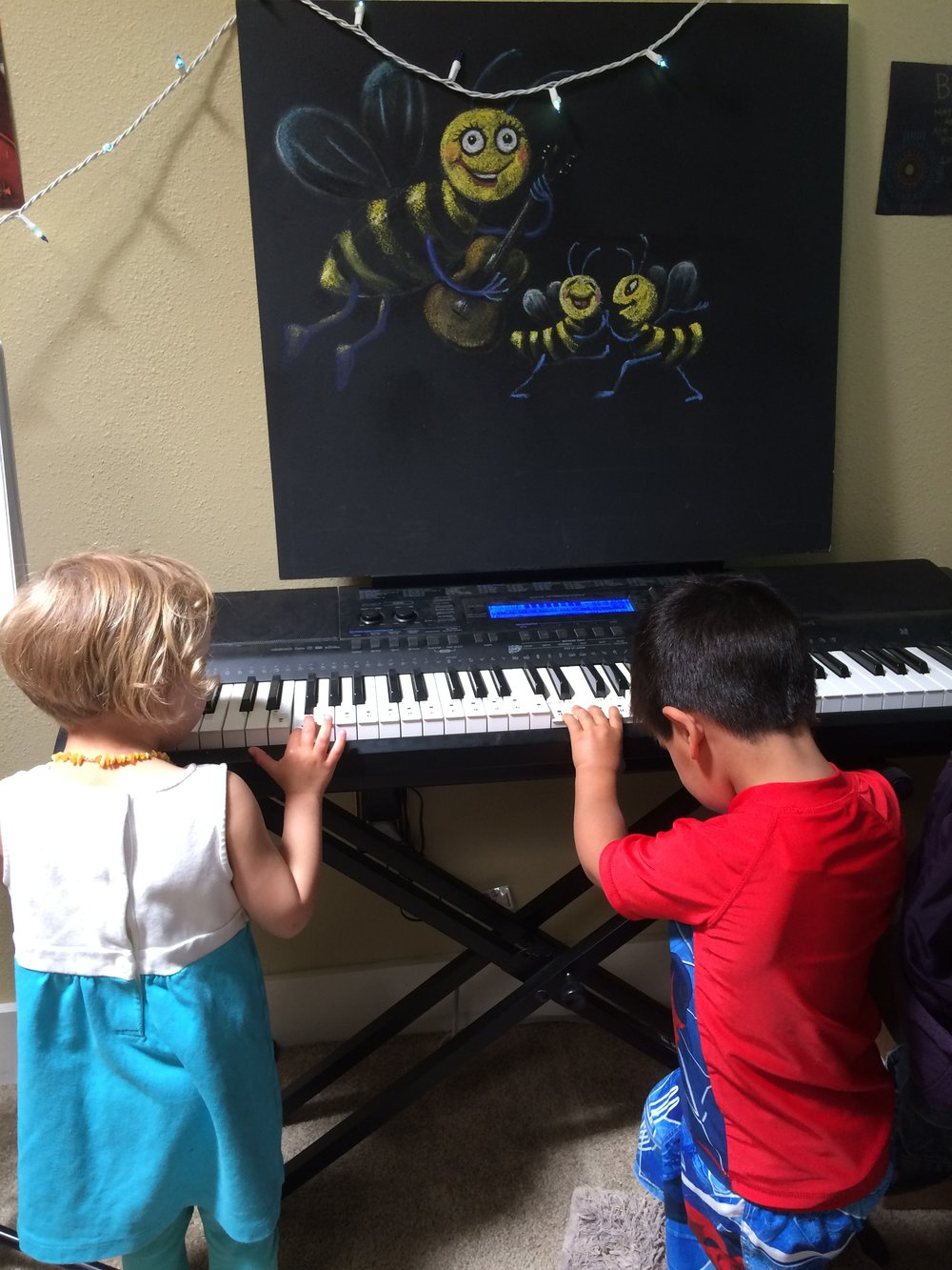 Piano Exploration
