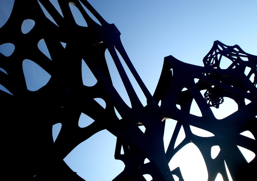 The Morning Line, Matthew Ritchie, Aranda Lasch, TBA21, ARUP AGU, Daniel Bosia, Nicolas Sterling Structural Engineer, Artist, Art, ns_spans, ns, art of the engineer