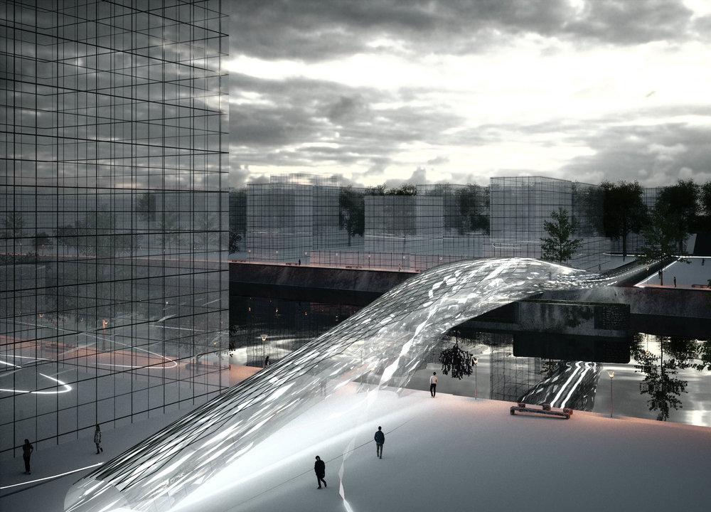 Architecture office Berlin bridges