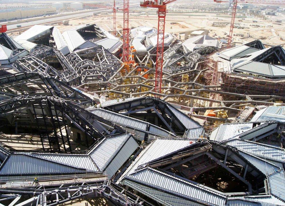 King Abdullah Petroleum Studies and Research Centre (KAPSARC), Riyadh, Saudi Arabia,ARUP,Zaha Hadid Architects