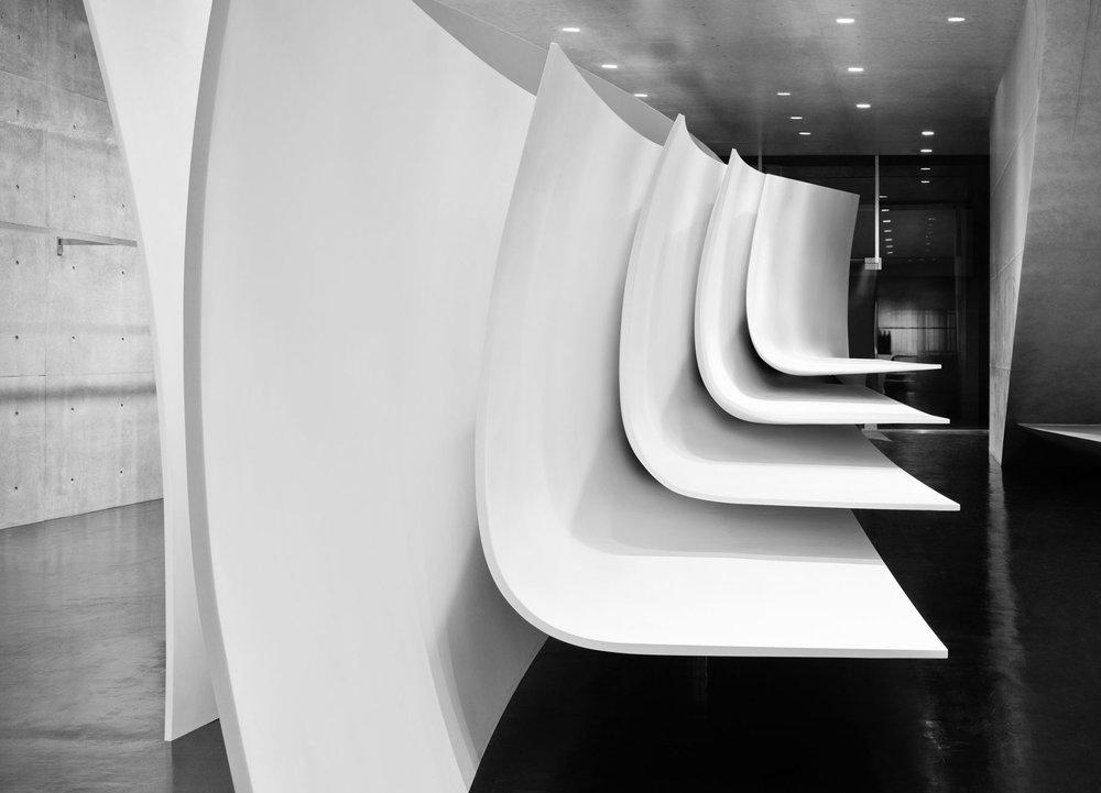 Neil Barrett Flagship store, Tokyo, Japan @ Zaha Hadid Architects
