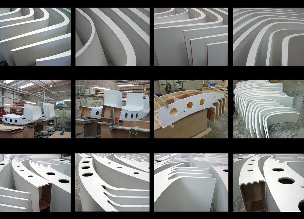 Architektur Ingenieur Büro Berlin Deutschland Herstellung Möbel