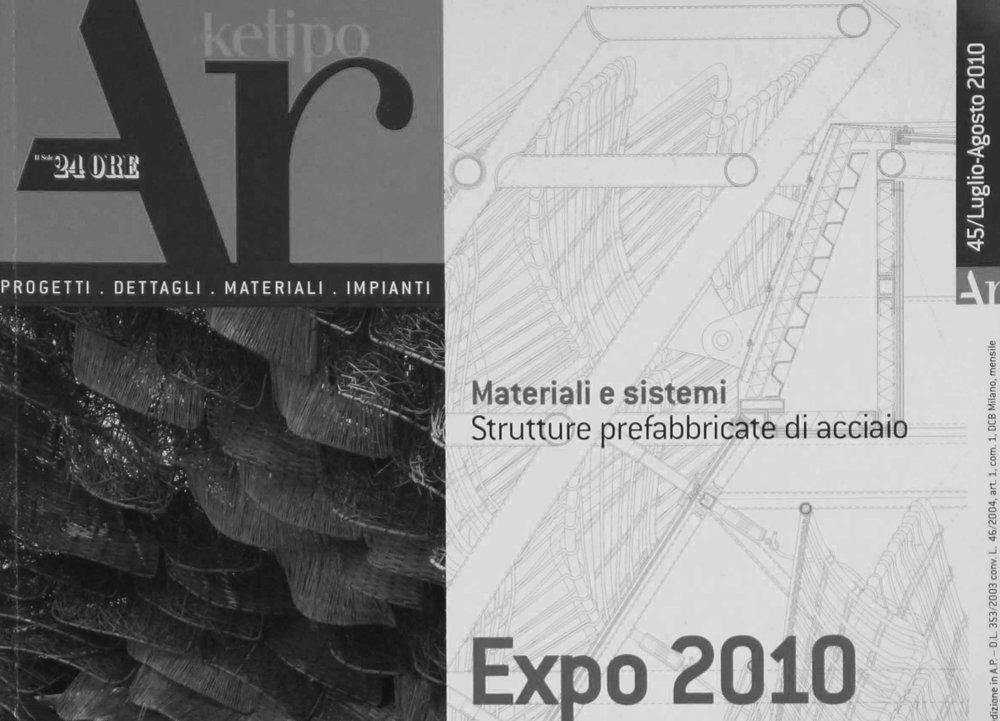 Arkitepo 45, 2010