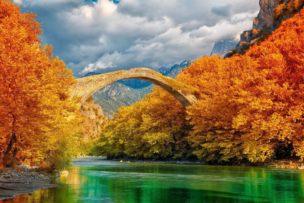 Bridge, Aoos River, Greece, Dance of colours, Marios Karlaftis.jpeg