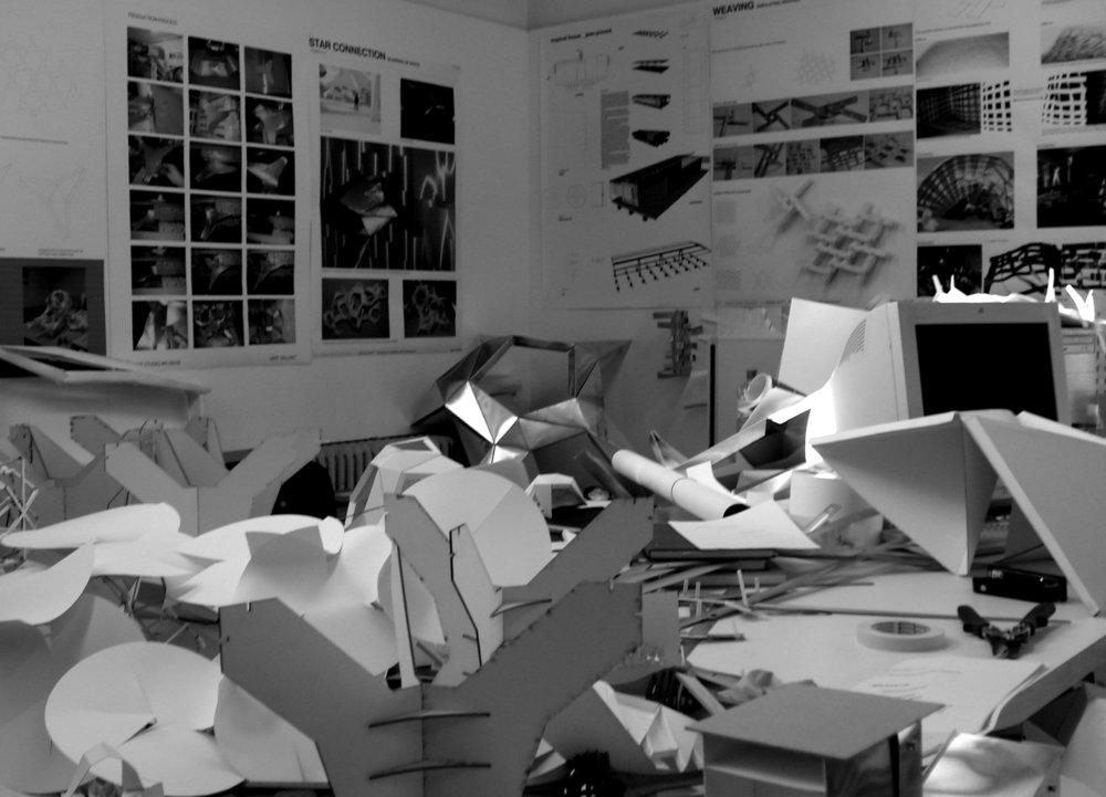 Akademie der Bildenden Künste, Vienna, Austria - Specialist consultant in Design Studio, Vienna, 2008