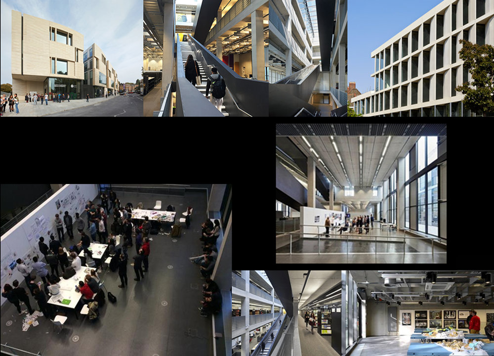 Greenwich University, London,UK - Teaching, Design Unit, Architecture and Urban Design, London, UK, 2015