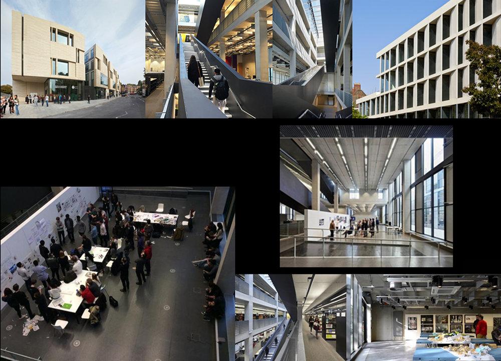 Greenwich University, London,UK - Teaching, Design Unit, Architecture and Urban Design, London, UK, 2015