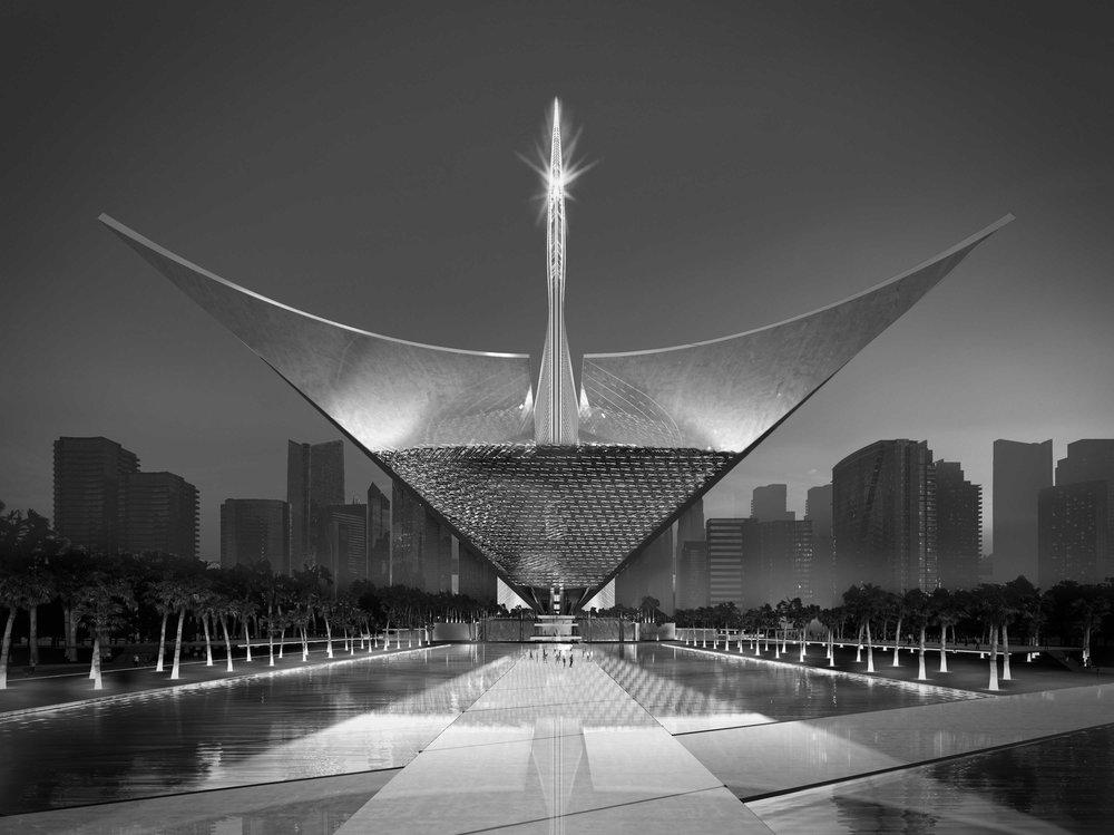 The iconic mosque Dubai Emaar Spans associates.jpg