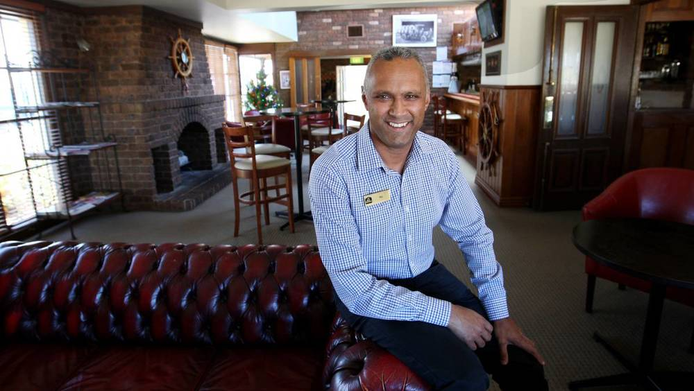 Raj Patel - The Standard interview