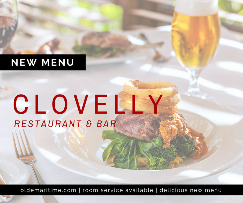 Clovelly restaurant
