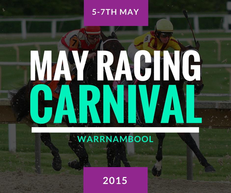 may racing carnival