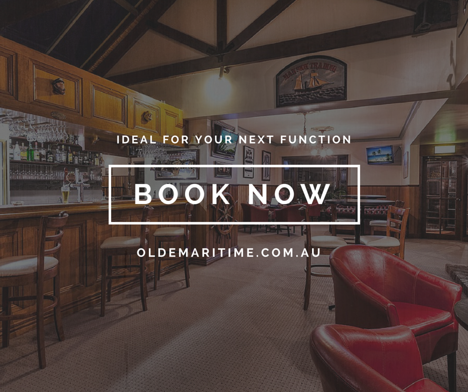 olde maritime warrnambool functions
