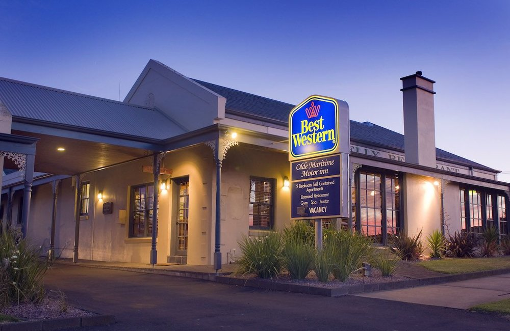 Best Western Olde Maritime   Warrnambool Victoria   BOOK NOW
