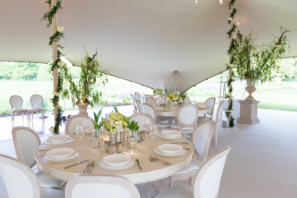 Creventive Corporate launch party Stocks House Marquee Stretch Tent Guests logistics Event Design production