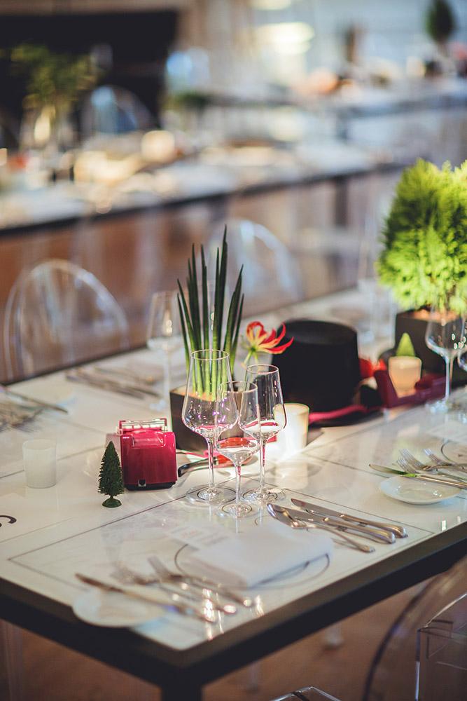 Creventive One Belgravia Corporate Dinner Reception VVIP VIP Design Event Production