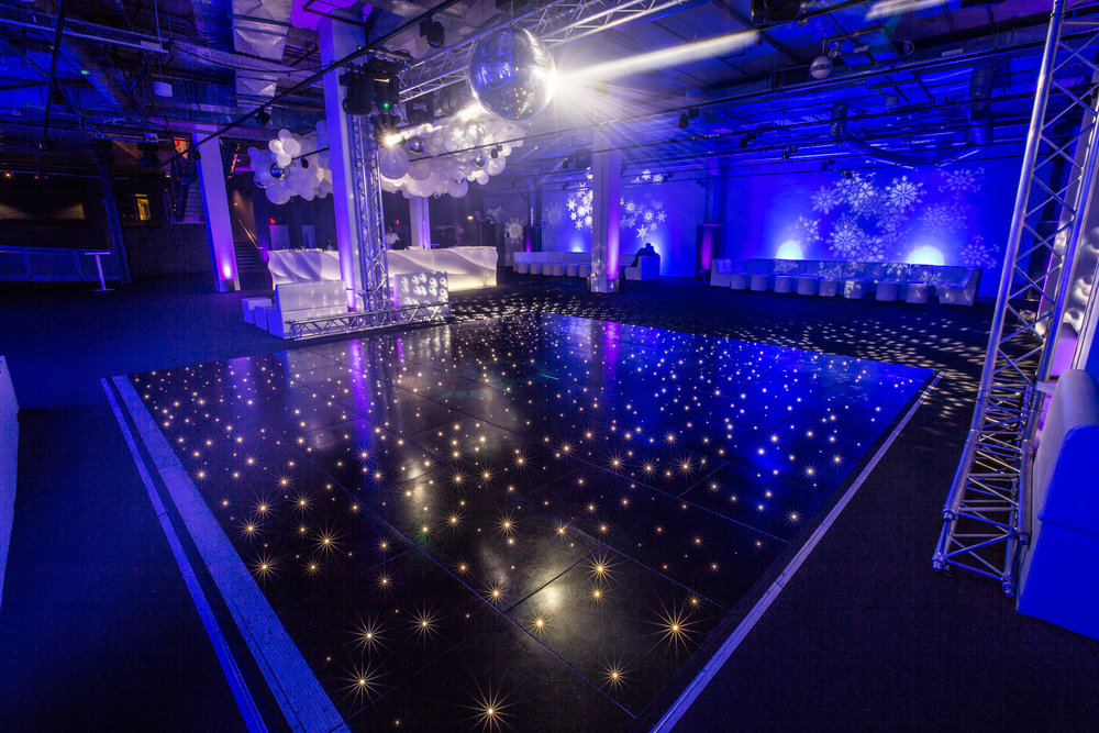 Creventive Science Museum Christmas Party Zaha Hadid Event Design Production