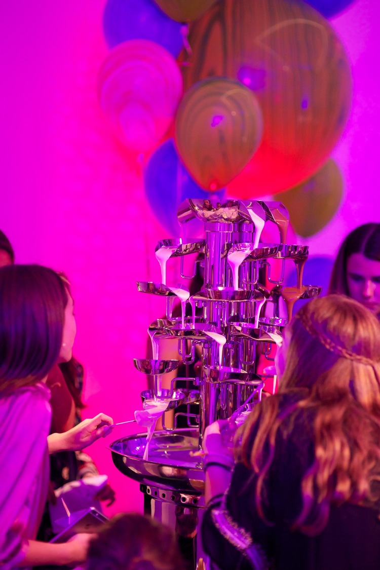 Creventive Bar Mitzvah Philips Gallery Private Event Production Design