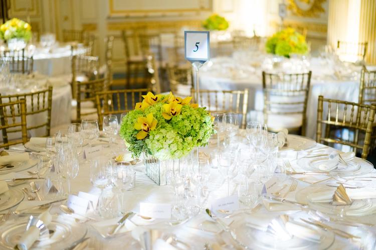 Creventive Wedding Mandarin Oriental Event Design Production Logistics