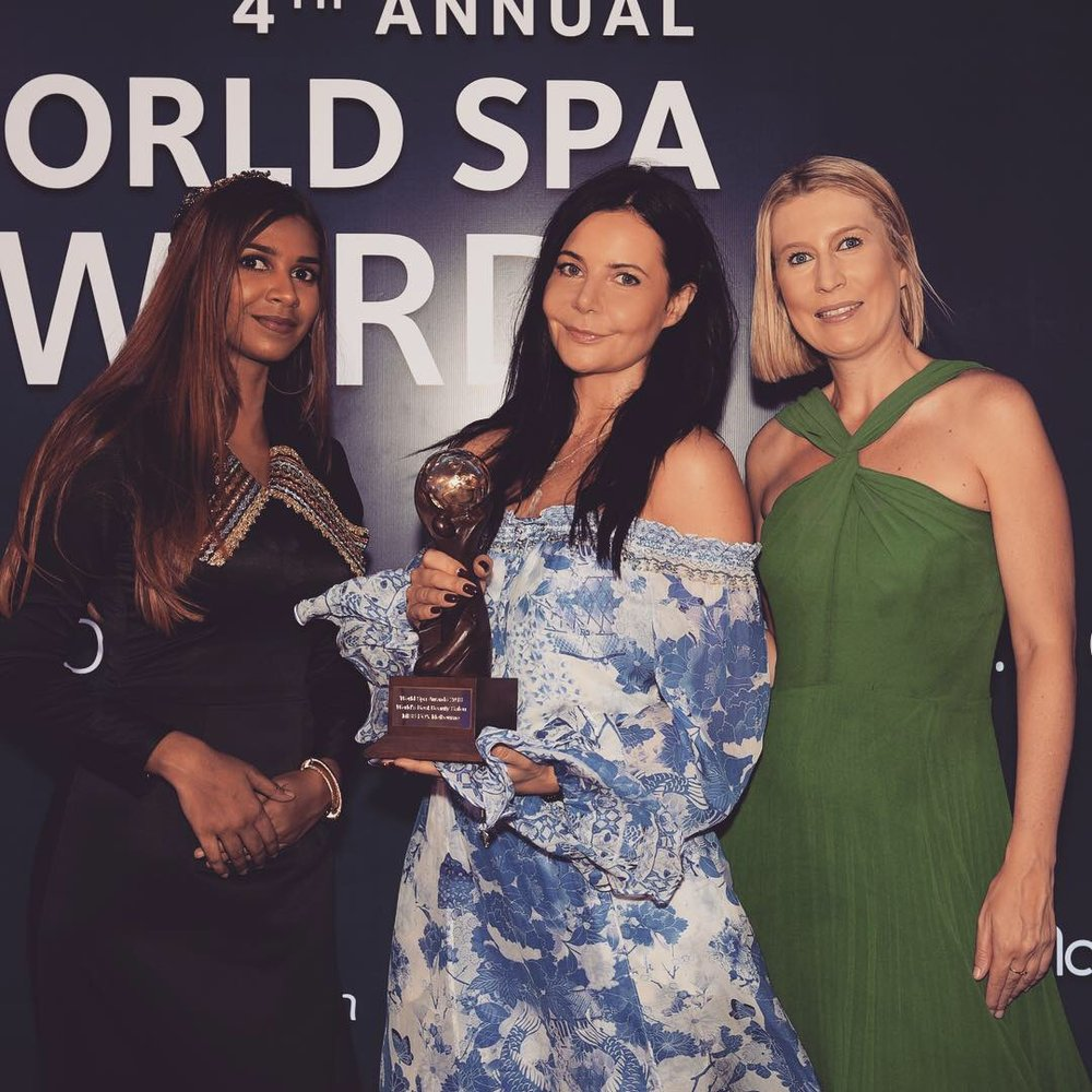 WORLD SPA AWARDS