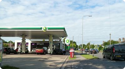 BP Garage   no website