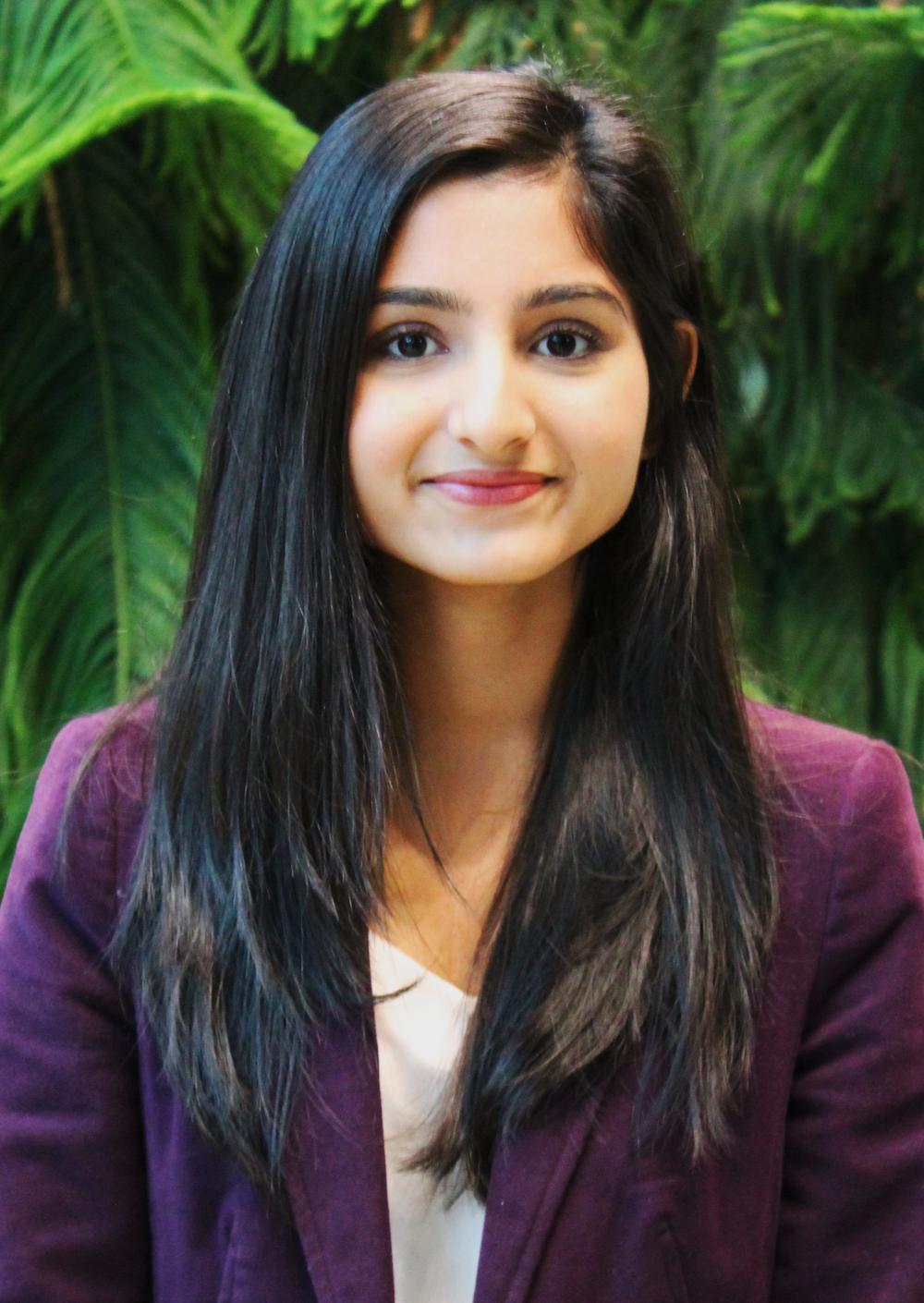 Aisha Javaid -  Chairwoman