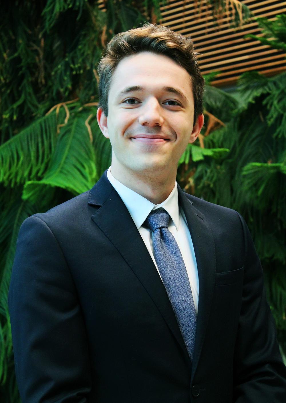 Alex Bassov  - Director of Communciations