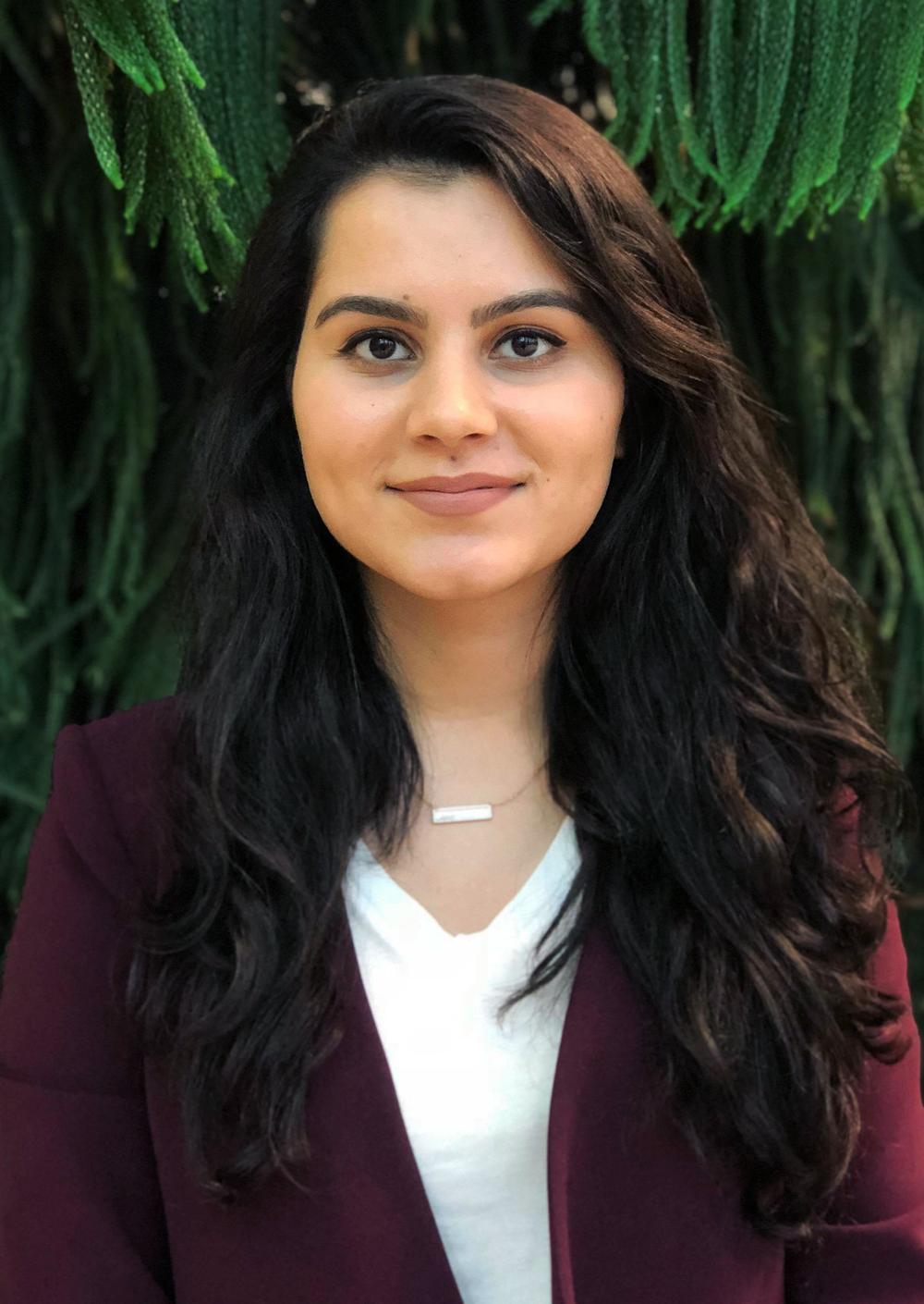 Anushia Ishaq  - Managing Director