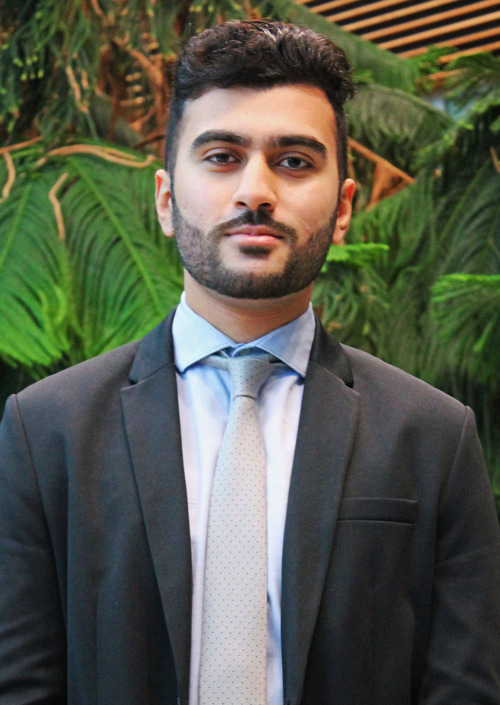 Farsad Ahmad  - Director of Logistics