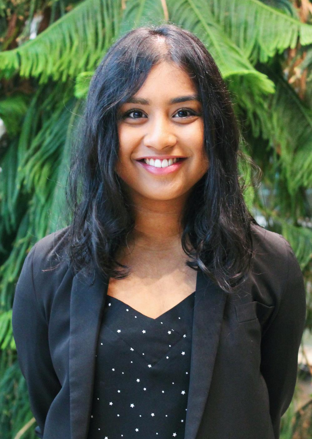 Ovini Satharasinghe  - Director of Marketing