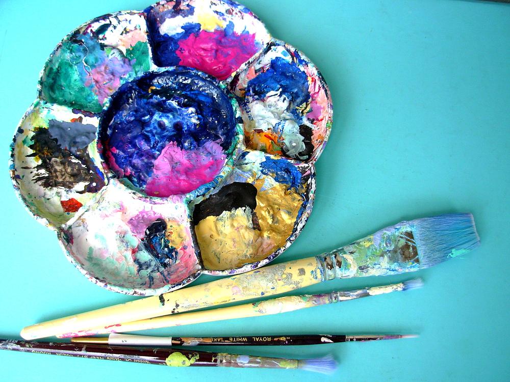 paint palette shaeleviston