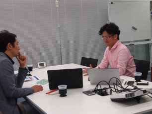 シャノン中村社長と対談