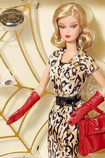 NEW Barbie Charlotte Olympia Doll Miniature Shoe Box /& Bag ~ Clothing Accessory