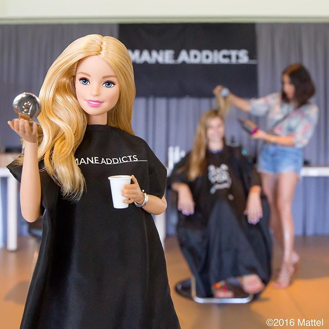 classic style for whole family the latest Barbie as social media influencer: would you buy something ...