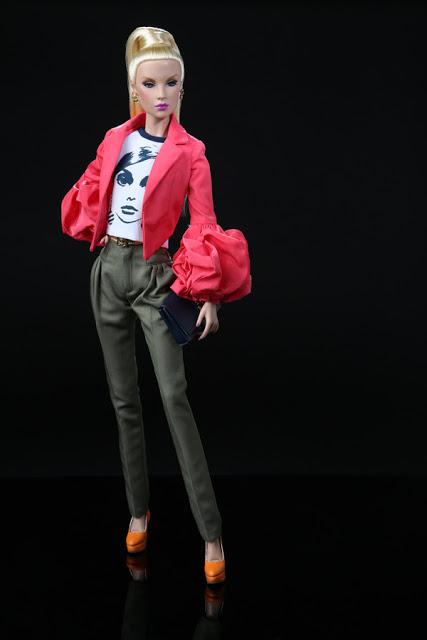 "86015 16/"" Modern Love Tulabelle Dressed Doll"