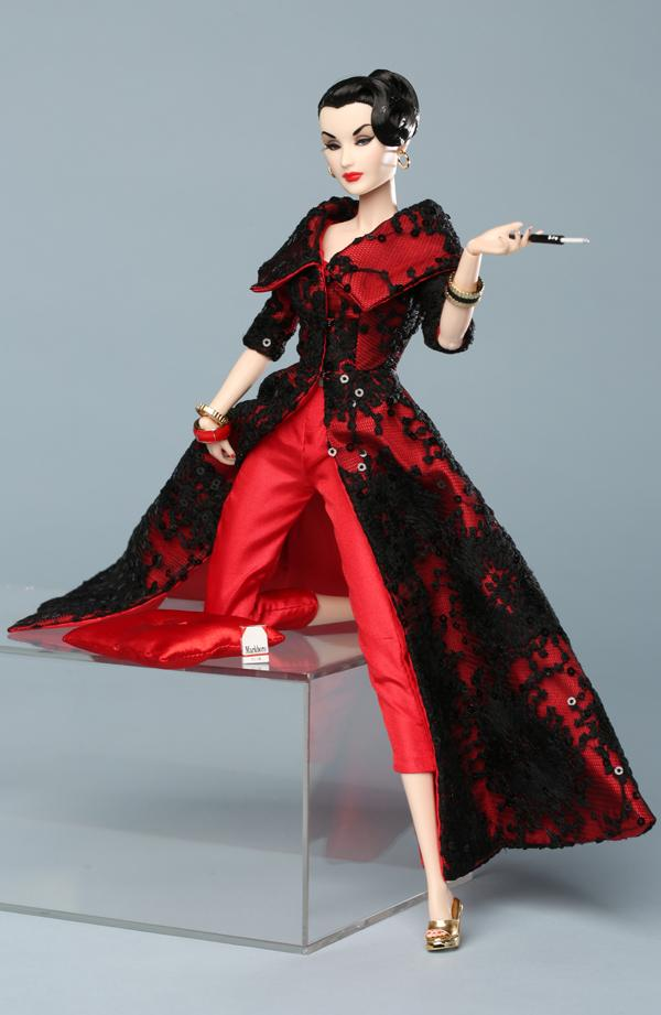 """EAST 59th DOLL STAND Fashion Royalty Integrity for 12/"""" Dolls NEW"""