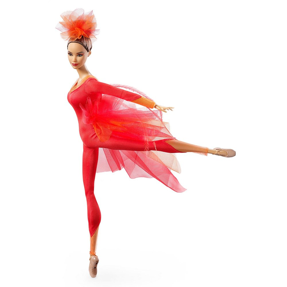 The Misty Copeland doll by Mattel