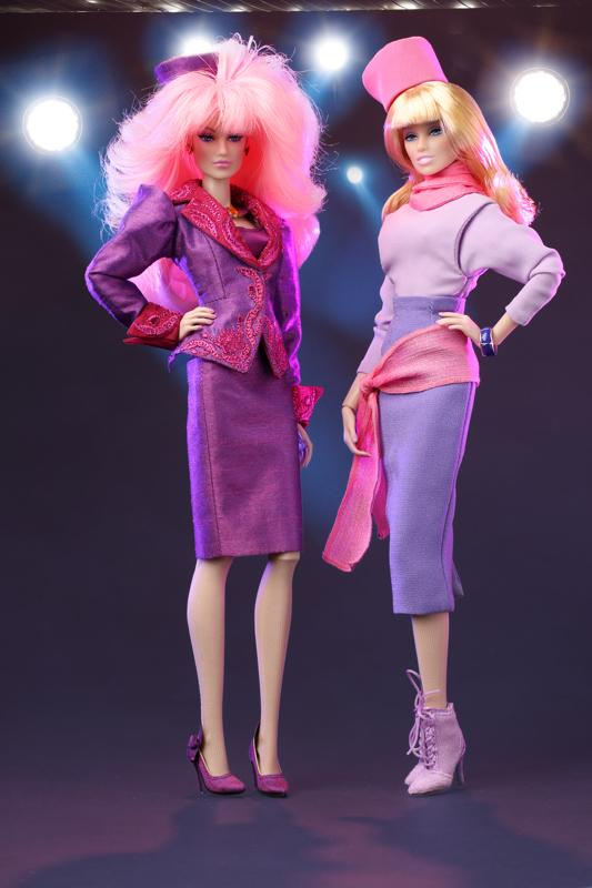 The Final Release For Jem And The Holograms From Integrity Toys Sophisticated Lady Gift Set Fashion Doll Chronicles