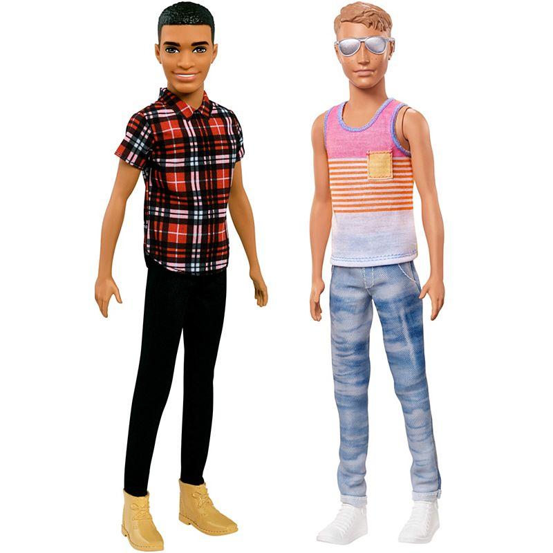 Ken fashionistas two pack slim