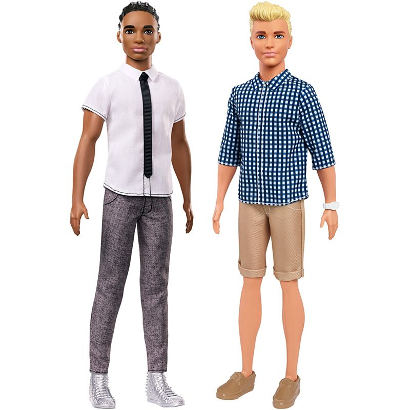 Ken fashionistas two pack classic