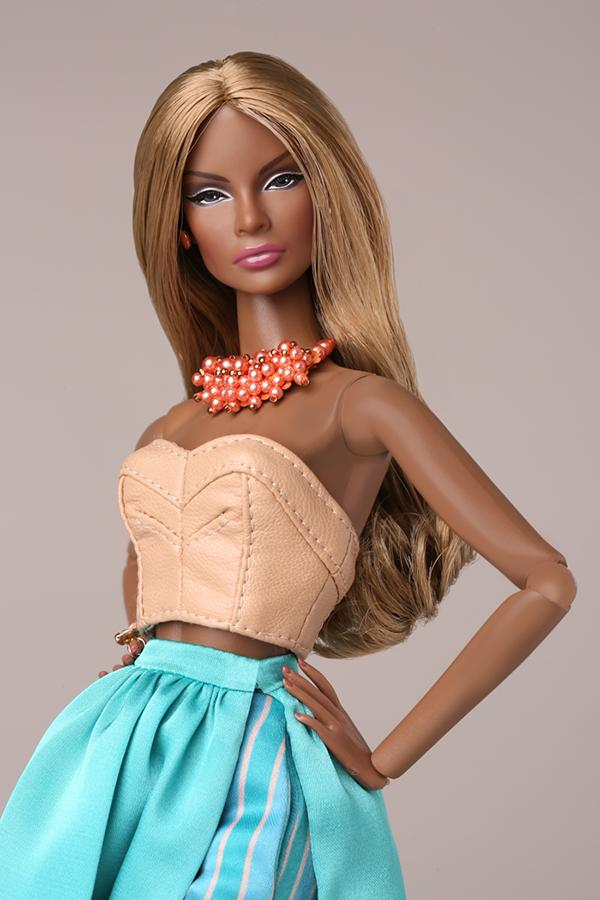 jordan coquette doll close up