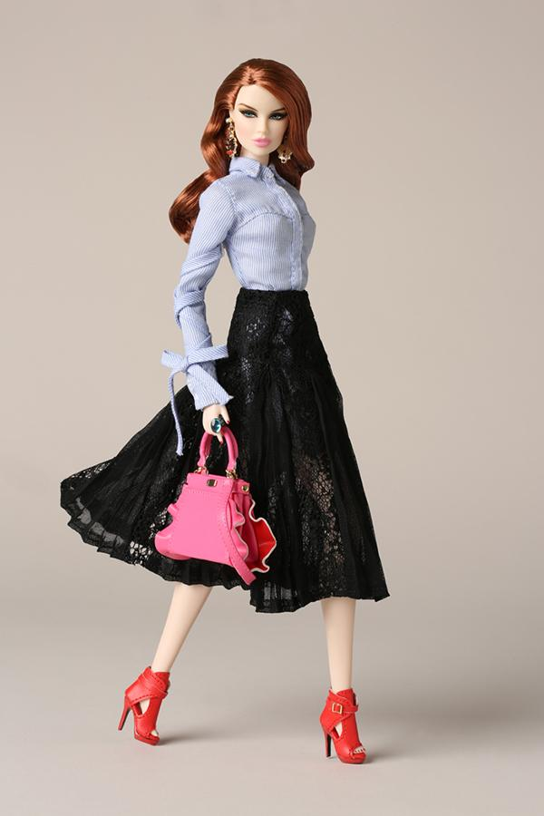 Vanessa Perrin sophistiquee doll 2