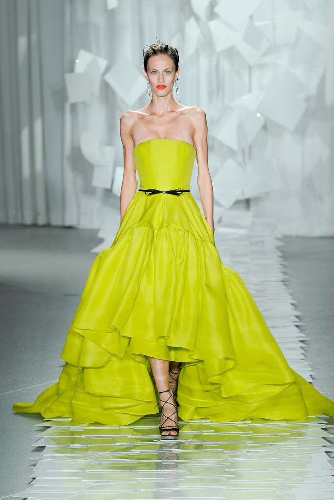 Jason Wu S/S 2012, from Vogue Runway, photo Alessandro Garofalo, gorunway.com