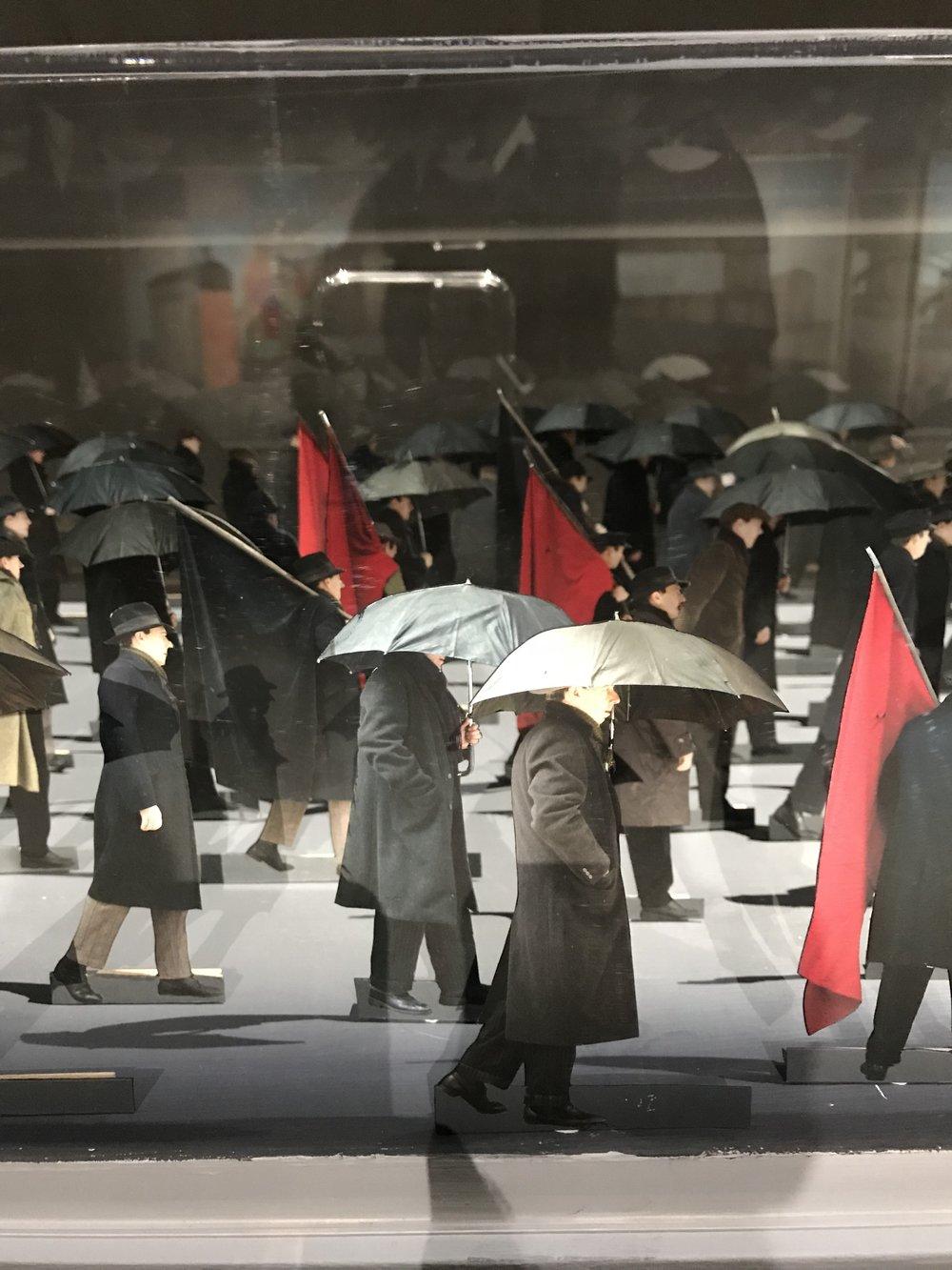 Paolo Ventura Paper diorama