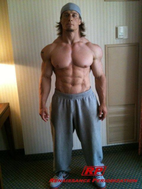Dan Green again. I think he's done his fair share of bodybuilding work and diet manipulation.