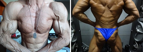 Alberto Nunez – Natural Bodybuilder