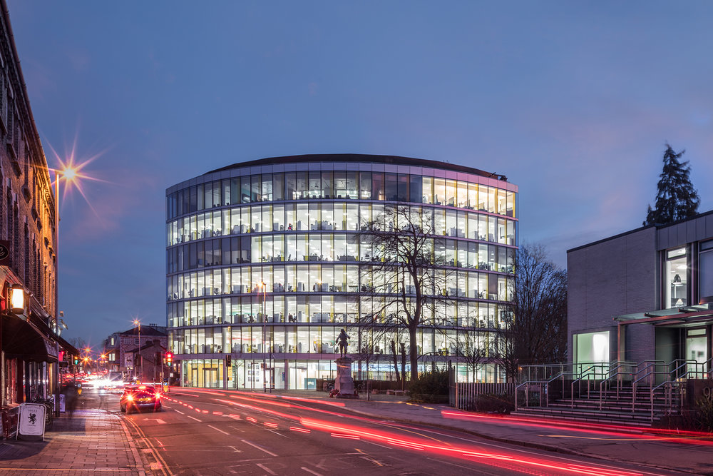 KPMG Accountants Building Cambridge