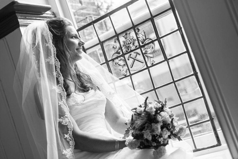 Bruidsreportage traject Zwolle Raalte